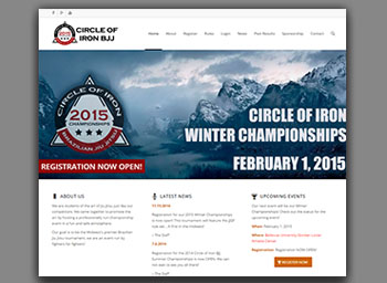 circle of iron bjj portfolio image